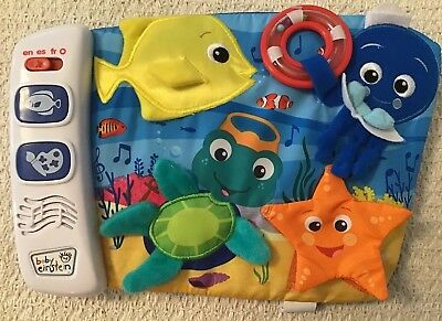 fb0e403a7 BABY EINSTEIN PLAY and Learn Ocean Activity Cards (Board Book ...