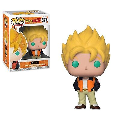 Funko Dragon Ball Z POP Goku Casual Vinyl Figure NEW 36394 IN STOCK
