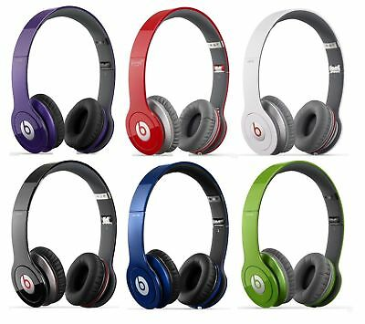 Beats by Dr. Dre Solo HD Wired On Ear headband Headphones