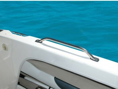 Boat Grab Hand Rail 316 Marine Stainless Steel 610mm Handrail 22mm Diameter