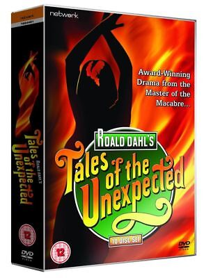 Roald Dahl's Tales Of The Unexpected Complete 10 Disc DVD Boxset