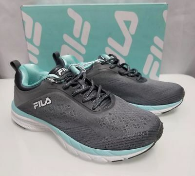 fe3d475a00f8 NEW Fila Women s Memory Outreach Athletic Shoes Memory Foam Shoes Size 7.5