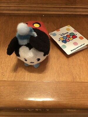 Authentic DL Disney Tsum Tsum Mickey Mouse 90th anniversary version