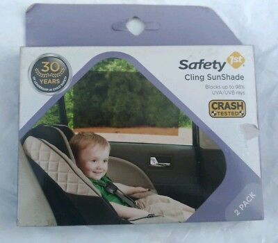 Safety 1st Baby On Board Sunshade 2 Pack Pack of 1 Free Shipping