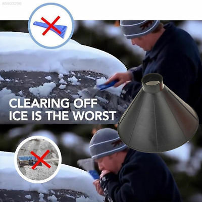 60C1 Plastic Car Ice Shovel Snow Brush Ice Scraper Snow Scraper Outdoor Spare