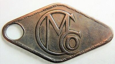 CROWLEY  MILNER  &  CO   NEW TYL Attribution number CHARGE COIN  TYL MI-225-CROA
