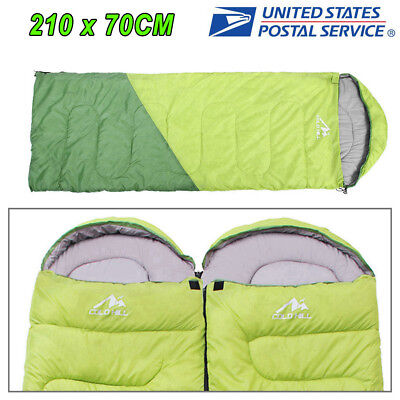 Outdoor Ultra-Light Sleeping Bag Envelope Blanket For Camping Hiking Backpacking