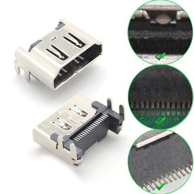 PS4 HDMI Port Socket Jack Interface Connector Replacement For Sony PlayStation