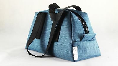 Portable Lunch washable bag thermal portable Insulated Cool Lunch women men bags