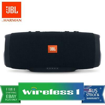 Brand New JBL Charge 3 Portable Wireless Bluetooth Speaker - Black