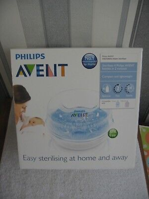 Philips Avent Microwave Steam Steriliser SCF281/02