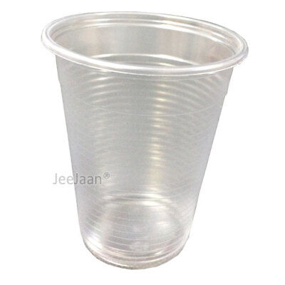 Clear Plastic Disposable Water 7oz Cup Drinking Glass Vending Machine 5000 Cups