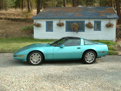 1991 Chevrolet Corvette  1991 Chevrolet Corvette 18,812 Actual Miles!! Rare Performance AXLE!! LIKE NEW!!