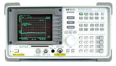 HP Agilent Keysight 8595E Spectrum Analyzer Analizzatore di spettro 6.5GHz