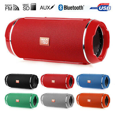 Cassa Bluetooth 4.2 Speaker Wireless Impermeabile Altoparlante PC Cellulare T&G