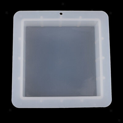 Large Square Soap Mold Silicone Mould Tray for Homemade Cake Soap Loaf Craft