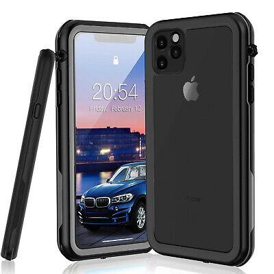 For iPhone XS Max/XR Waterproof Case Dustproof Shockproof Armor protective Cover