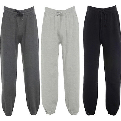 Ladies Womens Jogging Joggers Tracksuit Bottoms Fleece Jog Pants Size 10 - 18