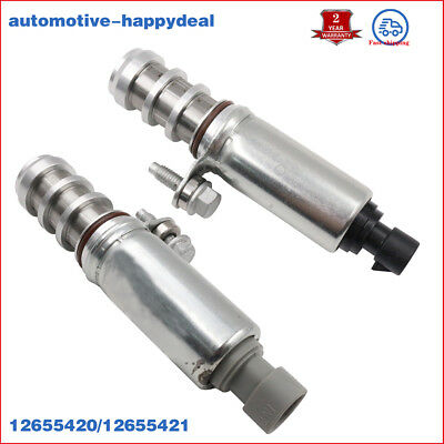 for VAUXHALL INSIGNIA CAMSHAFT POSITION VALVE SOLENOIDS - 12655420+12655421