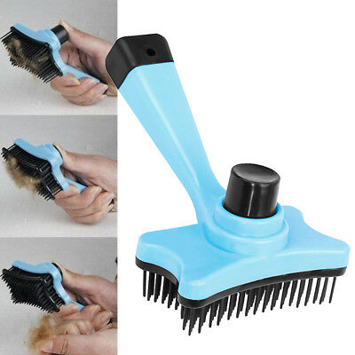 Dog's Hair Brush Fur Shedding Trimmer Pets Grooming Rake Professional Comb Brush