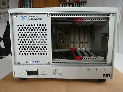 National Instruments NI PXI-1031, PXI-Chassis