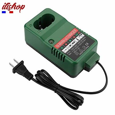 POWER-XWT 1.5A 7.2V-18V Chargeur Ni-MH pour Makita 1220 1222 PA12 1233S Chargeur