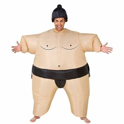 Funny Sumo Games Costumes Party Cosplay Blowup Costume For Adult/Children Br