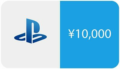 Japan Sony PSN Prepaid Card: 10,000 Yen card