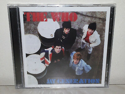 2 Cd Who - My Generation - Deluxe