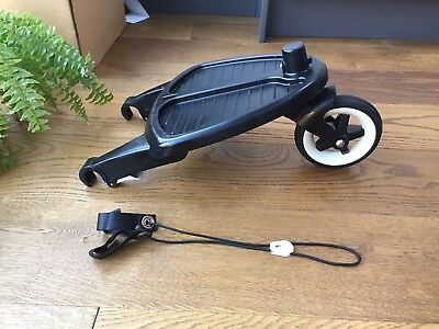 Bugaboo Wheeled Buggy Board compatible with Donkey, Duo, Bee and Cameleon