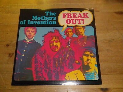"""ZAPPA & MOTHERS: Freak Out (OLD MASTER´S BOX 1), BPR-7777-1-A/-B/-C/-D, 12""""/ 2LP"""