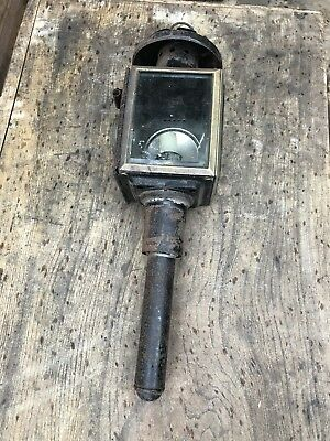 Antique Raydot Patent Hackney Carriage Lamp