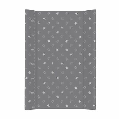 Baby Soft Base Changing Mat Waterproof Changer with raised edges - Black Night