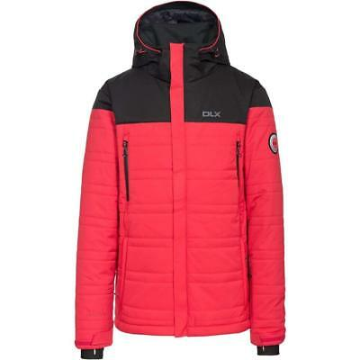 d8d9b11a45 WYNNSTER VASCO MENS Skiing Jacket - Red - £18.00