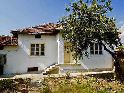 £10,999 Freehold Bargain Bulgarian Bungalow/house/cottage- Nice Area Ready To Go