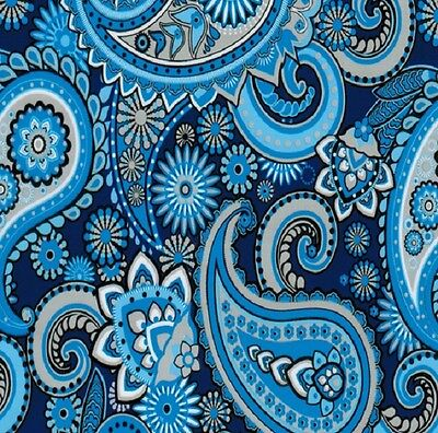 Water Transfer Hydrographic Film Hydro Dip Hydro-Dipping Blue Flower 1Sq