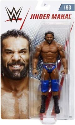 WWE Mattel Jinder Mahal Series 93 Basic Figure