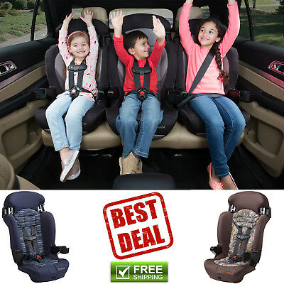 Baby Car Seat Safety Harness Lightweight Forward Facing Stool Kids Child Toddler