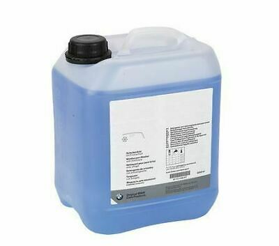 Genuine BMW Car Care 5Ltr Screen Wash Concentrate with Antifreeze 83122409032