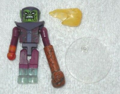 Marvel Minimates Tower Records Exclusive Super Skrull /& Clobberin/' Thing