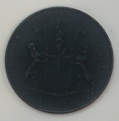 1808 East India Company X.Cash Coin