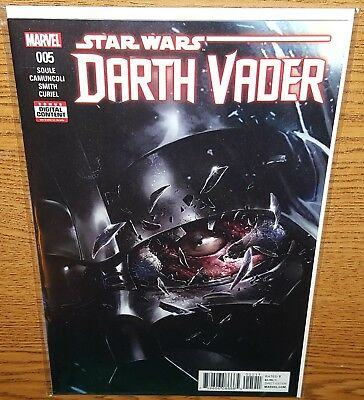 Darth Vader #5 (NM) (2017) Marvel Comics - STAR WARS !VHTF!