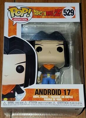 Funko Pop Animation #529 Android 17 Dragon Ball Z In Hand Now