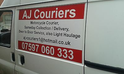 Motorbike Motorcycle Courier Transport Collection Delivery classic gsxr r1