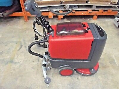 Scrubber Dryer Cleanfix RA 431 IBC battery powered 16 inch weekly hire £40