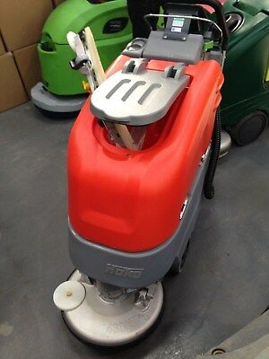 Scrubber Dryer Hako B 30 battery operated floor cleaning machine £35 week hire