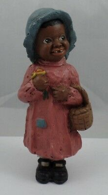"ALL GODS CHILDREN ""PRISSY"" MARTHA HOLCOMBE FIGURINE #737 jda"