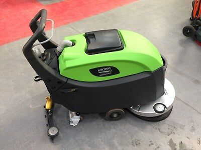 Scrubber Dryer Fimap My 50 Battery operated floor cleaner £20 per week hire