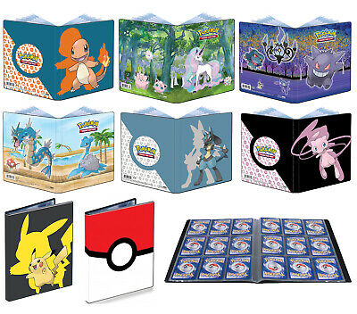Ultra Pro Pokemon Binders 9/4 Pocket Trading Card Album/portfolio/folder A4/a5