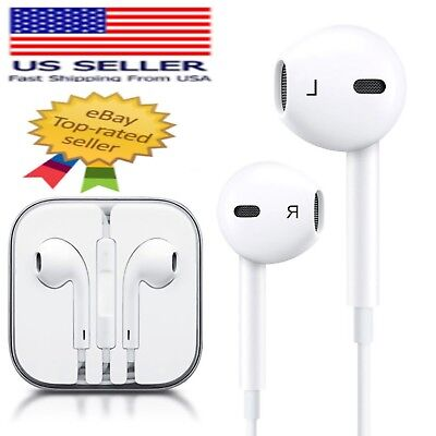Headphones With Remote & Mic 3.5mm jack Headsets For iPhone